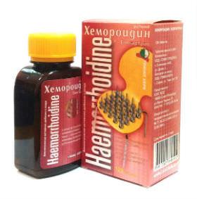 хеморроидин