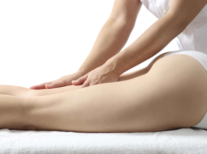 массаж при геморрое
