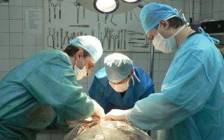Удаление геморроя с помощью операций