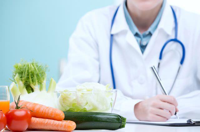 доктор и еда