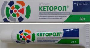 кеторолак гель
