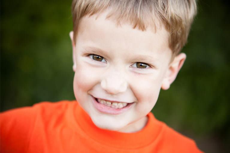 мальчик семи лет