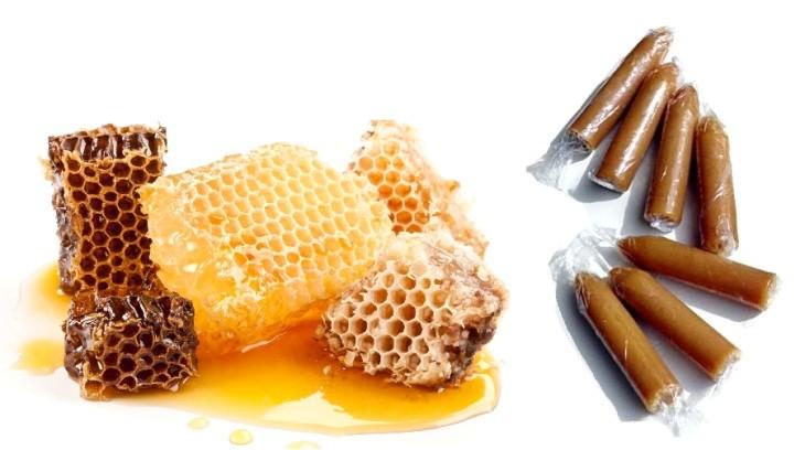 медовые свечи