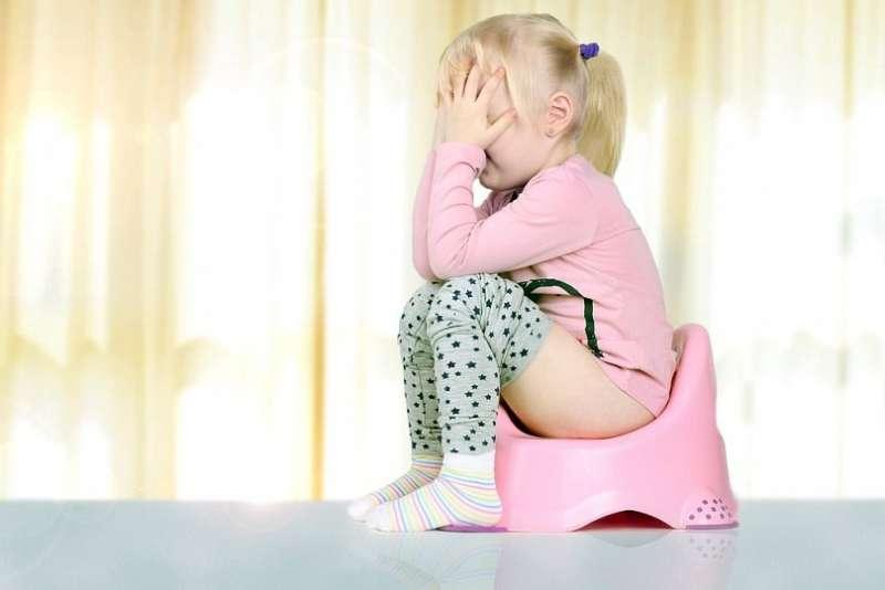 Запоры у детей. Причины,лечение,профилактика
